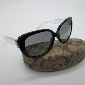 Coach HC8076 Women's Sunglasses/DAL303